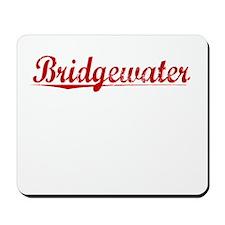 Bridgewater, Vintage Red Mousepad