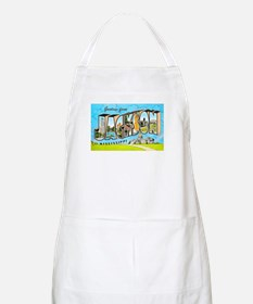 Jackson Mississippi Greetings Apron
