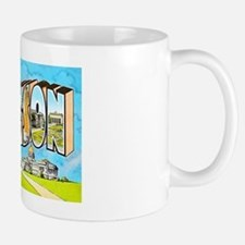 Jackson Mississippi Greetings Mug