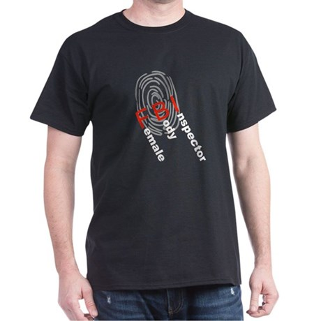 Proud FBI! Black T-Shirt