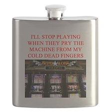 SLOTS player joke Flask