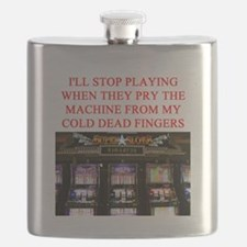 SLOTS player joke Flask
