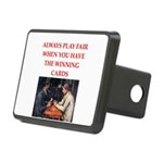 card game Rectangular Hitch Cover