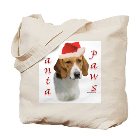 Foxhound Paws Tote Bag