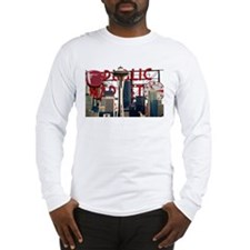 Seattle Icons Long Sleeve T-Shirt