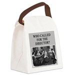 duplicate bridge player gifts Canvas Lunch Bag