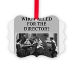 duplicate bridge player gifts Picture Ornament