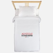 Asystole 3 Twin Duvet Cover