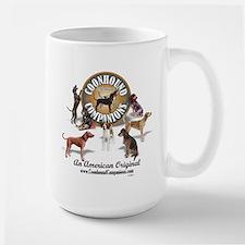 Logo + hounds Mug
