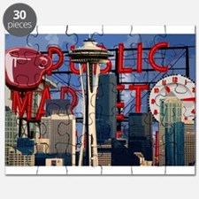 Seattle Icons Puzzle