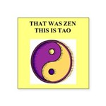 zen buddhism koan satori meditation tao Square Sti