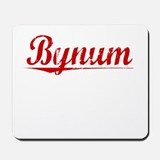Bynum, Vintage Red Mousepad