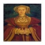 Anne of Cleves Ceramic Tile
