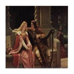 Tristan and Isolde Tile