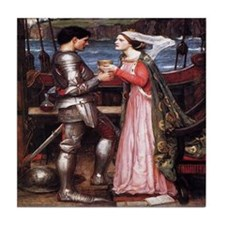 Tristan & Isolde Tile
