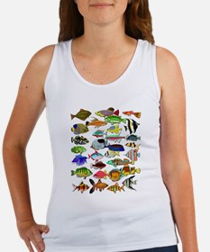 Tropical Fish ~ Tank Top