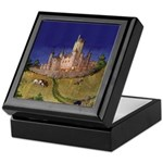 Medieval Castle Keepsake Box