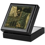 Medieval King Keepsake Box