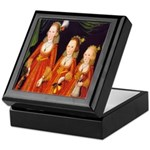 The Three Sisters, 1620 Keepsake Box