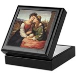 Germania and Italia Keepsake Box