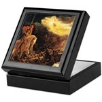 Sir Galahad Keepsake Box