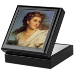 Portrait of Miranda Keepsake Box
