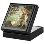The Birth of Venus Keepsake Box