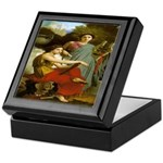 Art and Literature Keepsake Box