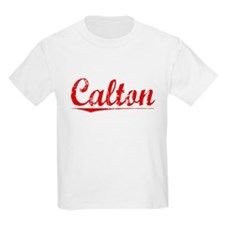 Calton, Vintage Red T-Shirt