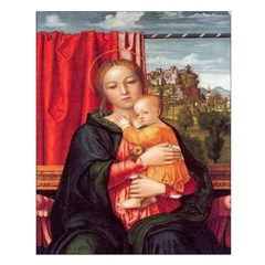 'Holy Virgin and Child' Print