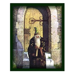 Ancient Wizard Print