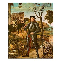 Portrait of a Knight Print