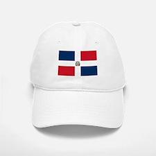 Dominican Republic Flag Baseball Baseball Cap