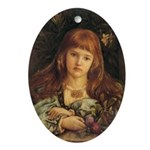 The Child Keepsake (Oval)