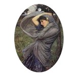 Lady of Mystery Keepsake (Oval)