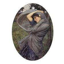 Lady of Mystery Keepsake (Oval)