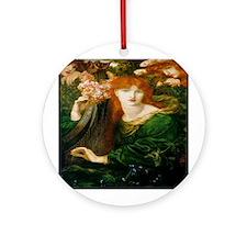La Ghirlandata Ornament (Round)