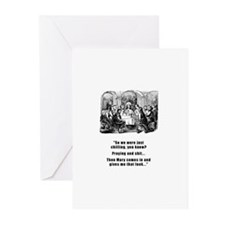 Jesus Chilling Greeting Cards (Pk of 10)