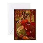 The Infant Galahad Note Cards (10)
