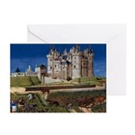The Castle Note Cards (10)