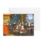 Sir Thomas More & Family 1593 Note Cards (10)