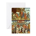 Knights to Battle Note Cards (10)