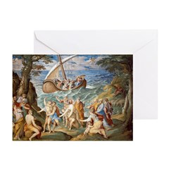 Tempest Calmed Note Cards (Pk of 10)