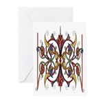 Medieval Beauty Note Cards (Pk of 10)