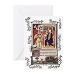 Medieval Psalter Note Cards (10)