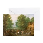 Country Inn Note Cards (Pk of 10)