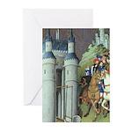 The Duke's Journey Note Cards (Pk of 10)