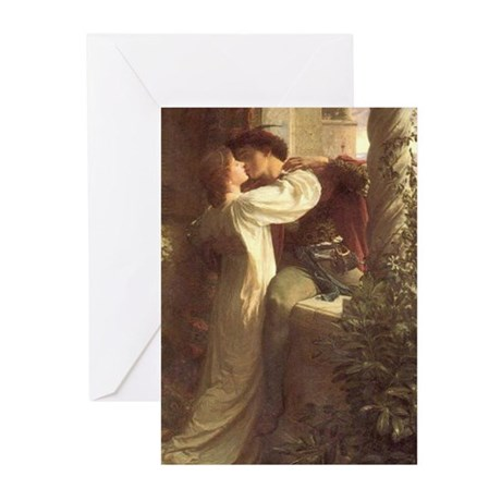 Romeo and Juliet Note Cards (Pk of 10)