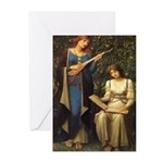 Music in the Garden Cards (Pk of 10)