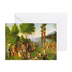 The Reign Of Comus Cards (Pk of 10)